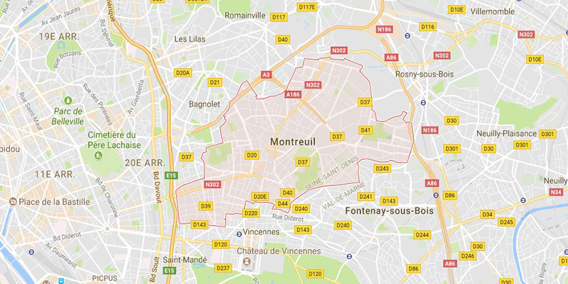 Montreuil 93100